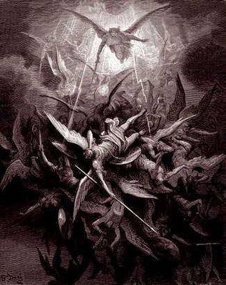 Ángeles y Demonios, la eterna lucha (parte primera)